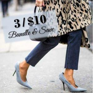 3/$10 Styles